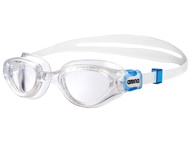 arena Cruiser Soft Goggles clear-clear-blue